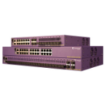 Extreme networks X440-G2-24P-10GE4 Managed L2 Gigabit Ethernet (10/100/1000) Burgundy Power over Ethernet (PoE)