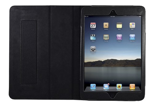 Urban Factory Folio Case iPad Mini (with stand) Grey