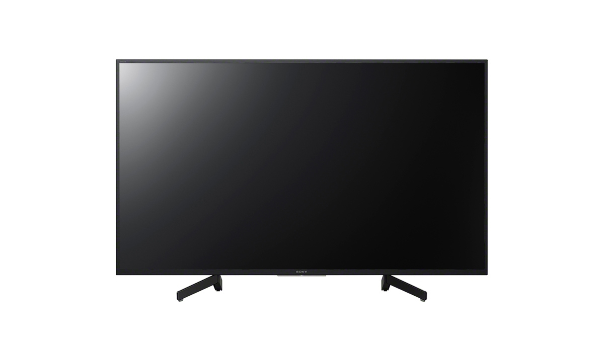 "Sony FWD-43X70G/T pantalla de señalización 108 cm (42.5"") LED 4K Ultra HD Pantalla plana para señalización digital Negro Linux"