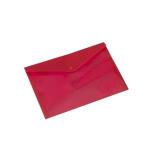 Rexel Popper Wallet A4 Red (5)