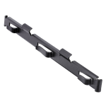 Tripp Lite Fast Docking Coupler Bar for Wire Mesh Cable Trays, 50 Pack