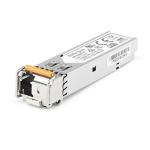 StarTech.com Dell EMC SFP-1G-BX80-U Compatible SFP Module - 1000BASE-BX-U - 10 GbE Gigabit Ethernet BiDi Fiber (SMF) (SFP1GBX80UES)
