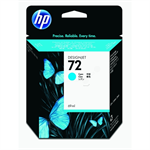 HP C9398A (72) Ink cartridge cyan, 69ml