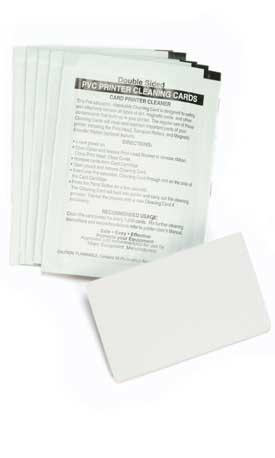 Zebra 104531-001 printer cleaning Printer cleaning sheet