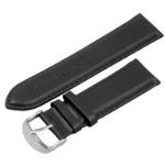 Urban Factory APW76UF smartwatch accessory Band Black Leather