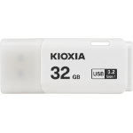 Kioxia TransMemory U301 USB flash drive 32 GB USB Type-A 3.2 Gen 1 (3.1 Gen 1) White