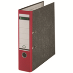 Leitz 180° Standard Lever Arch File Red