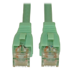 Tripp Lite Cat6a, 5ft 1.52m Cat6a U/UTP (UTP) Turquoise networking cable