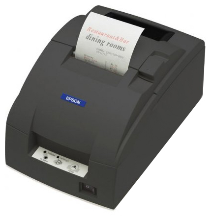 Epson TM-U220D (052): Serial, PS, EDG