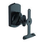 Newstar NM-WS130BLACK Ceiling,Wall Black speaker mount