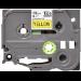 Brother TZE641 cinta para impresora de etiquetas Negro sobre amarillo TZe