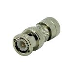 Cablenet BNC Clamp Plug RG6, RG58, RG59, PSF1/3, CT100 Turned