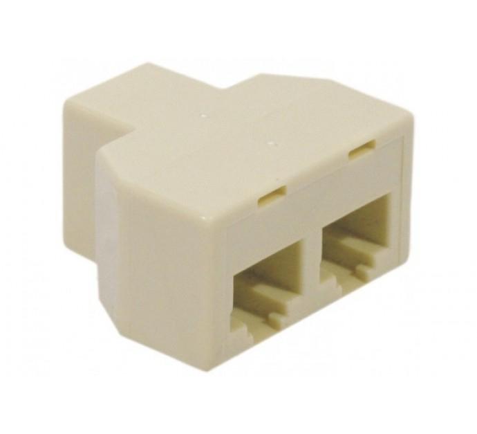 Hypertec 252020-HY cable splitter/combiner White