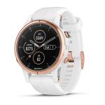 Garmin fēnix 5S Plus Bluetooth 240 x 240pixels Rose Gold sport watch