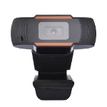Origin Storage OS-USB-LSWEBCAM webcam 3 MP 1920 x 1080 pixels USB 3.2 Gen 1 (3.1 Gen 1) Black, Orange