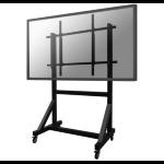 "Newstar Mobile TV Floor Stand for 50-100"" screen, Height Adjustable - Black"