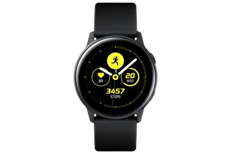Samsung SM-R500NZKABTU smartwatch Black