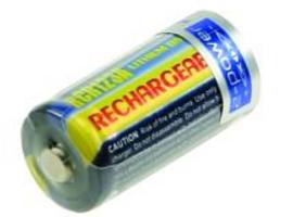 Camera Battery 3v