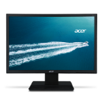 "Acer V6 196HQLAb LED display 47 cm (18.5"") HD Negro"