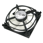 ARCTIC F8 Pro PWM PST - PWM PST Case Fan with Vibration Absorption