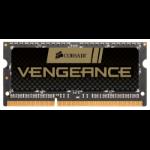 Corsair Vengeance 4GB DDR3 1600MHz SODIMM 4GB DDR3 1600MHz memory module