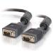 C2G 20m Monitor HD15 M/M cable cable VGA VGA (D-Sub) Negro
