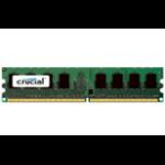 Crucial 4GB DDR3 PC3-12800 memory module 1600 MHz