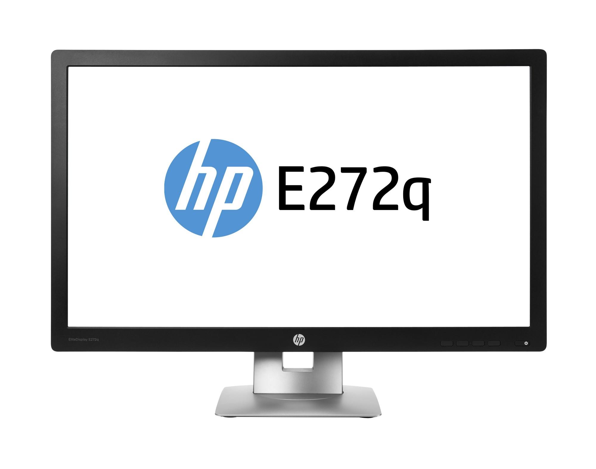 "HP EliteDisplay E272q 68,6 cm (27"") QHD Monitor (ENERGY STAR)"