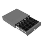 Cash Bases SL3000 Steel Anthracite cash/ticket box