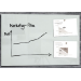 Sigel GL141 magnetic board Glass White