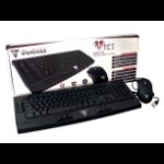 GAMDIAS ARES + OUREA USB Black keyboard
