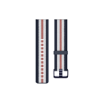 Fitbit FB166WBNVPKS accesorio de relojes inteligentes Grupo de rock Marina, Rosa Fluoroelastómero