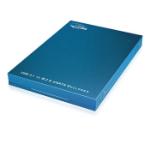 ICY BOX IcyBox External enclosure for M.2 SATA and mSATA SSD to USB 3.1 host (IB-187)