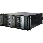 "Logic Case 4U Standard Chassis 5x 3.5"" HDD + 3x 5.25"" Bays, ATX PSU"