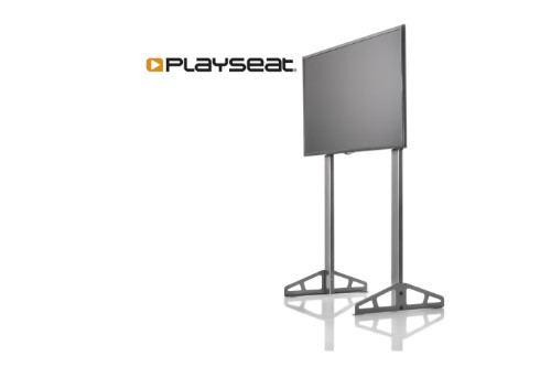 "Playseat TV Stand PRO Fixed flat panel floor stand Grey,Metallic 165.1 cm (65"")"
