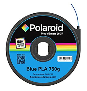 Polaroid PL-6017-00 3D printing material Polylactic acid (PLA) Blue 750 g