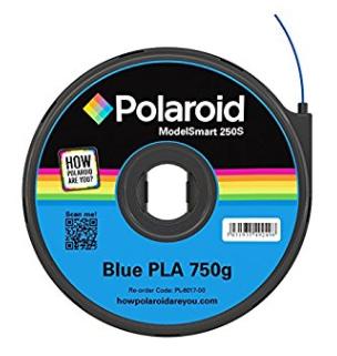 Polaroid PL-6017-00 Polylactic acid (PLA) Blue 750g