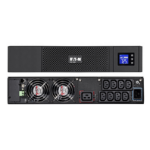 Eaton 5SC3000IRT + 5Y Exclusive TD Part Line-Interactive 3000VA 9AC outlet(s) Rackmount/Tower Black uninterruptible power supply (UPS)