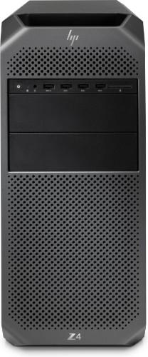 HP Z4 G4 DDR4-SDRAM W-2223 Tower Intel Xeon W 16 GB 512 GB SSD Windows 10 Pro Workstation Black