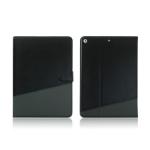"trendz TZIPDA18BK tablet case 24.6 cm (9.7"") Flip case Black"