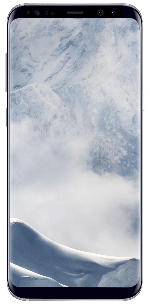 Samsung Galaxy S8+ 64GBSILNORTRAVATDRSP smartphone 15.8 cm (6.2