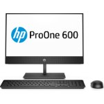 """HP ProOne 600 G4 54.6 cm (21.5"""") 1920 x 1080 pixels 8th gen Intel® Core™ i5 8 GB DDR4-SDRAM 500 GB HDD Windows 10 Pro All-in-One PC Black"""