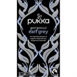 Pukka EARL GREY FAIRTRADE TEA PK20
