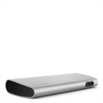 Belkin Apple Thunderbolt 2 Express Dock HD with Cable - Silver - by Belkin (F4U085VF)
