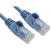 Cables Direct 0.5m Economy 10/100 Networking Cable - Blue