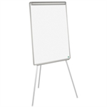 Bi-Office Earth Tripod Easel whiteboard 600 x 850 mm