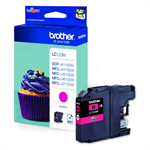 Brother LC-123M Ink cartridge magenta, 600 pages, 6ml