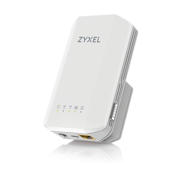 ZyXEL WRE6606 RANGE EXTENDER Network transmitter & receiver White 10, 100, 1000Mbit/s