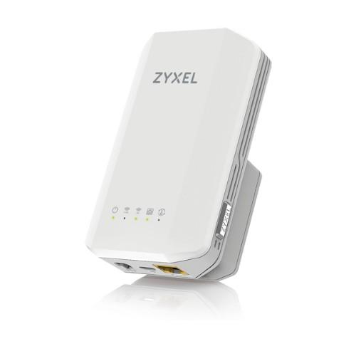Zyxel WRE6606 RANGE EXTENDER Network transmitter & receiver 10,100,1000 Mbit/s White