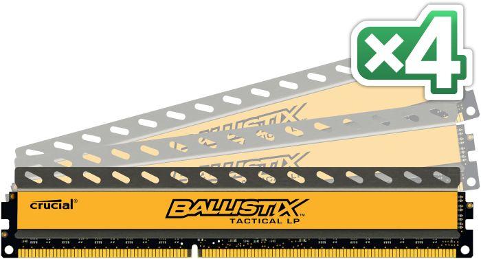Crucial 32GB DDR3 PC3-12800 32GB DDR3 1600MHz memory module